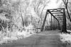 Dale Bend Bridge - Over the Petit Jean River