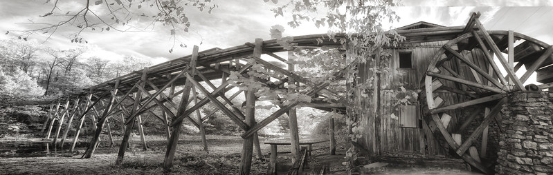 Battle of Morgan's Mill & Civil War Memorial Sharp County, Arkansas