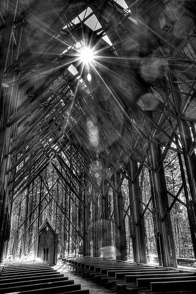Anthony Chapel - Garvan Woodland Gardens
