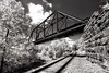 A Journey to Begin - Gulpha Creek Railroad Bridge - Hot Springs, Arkansas