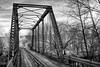 Old Iron Bridge - Ouachitas of Oklahoma
