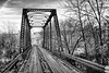 Old Iron Bridge - Ouachitas of Oklahoma