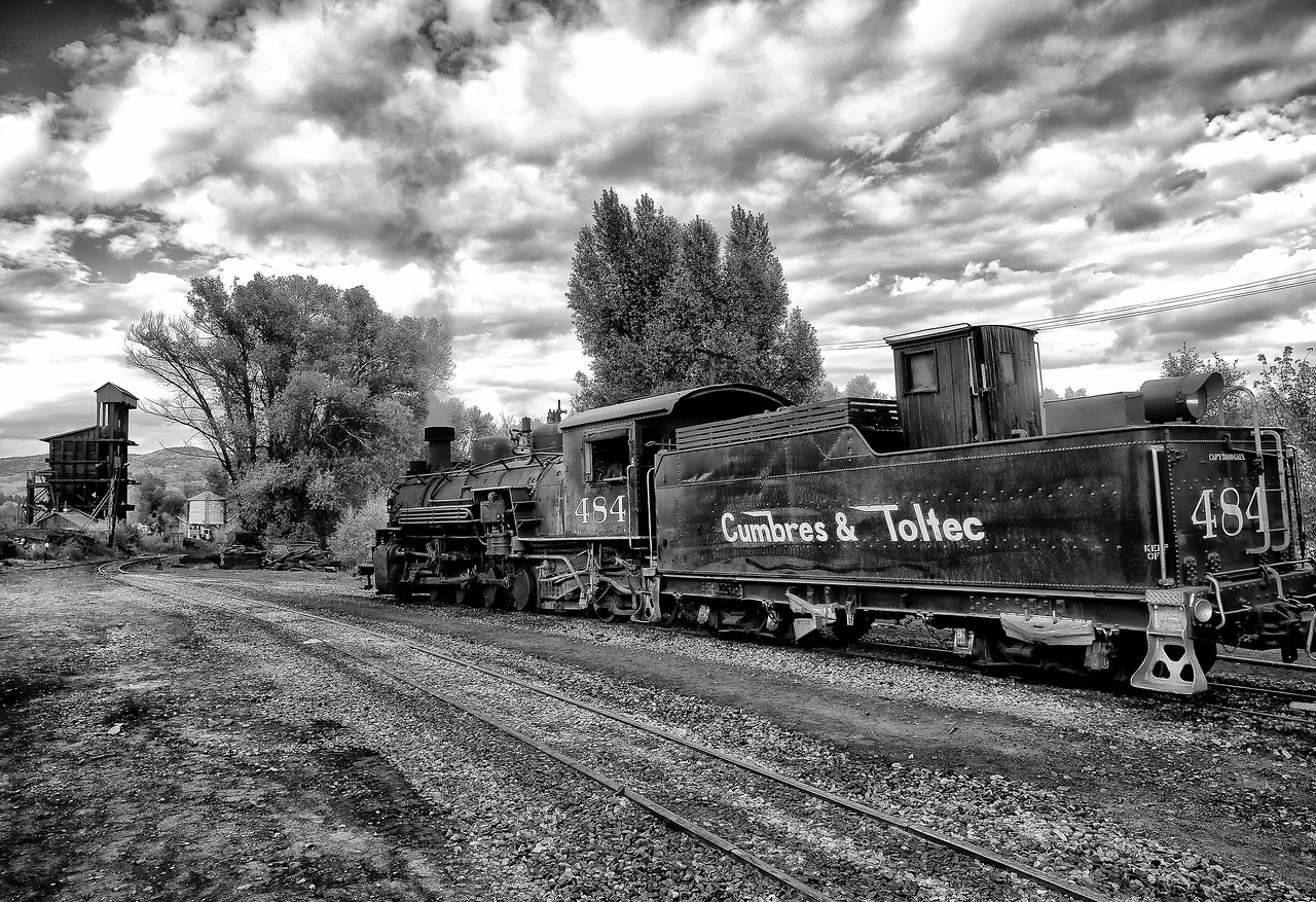 How the West Was Won - Cumbres & Toltec Scenic Railroad - Chama, New Mexico - Visit New Mexico - Sept 2014