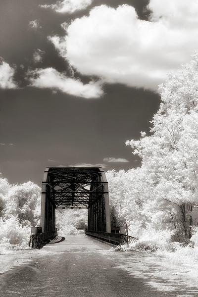 Old Iron Bridge - Ouachitas