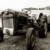 FORD WORKMASTER TRACTOR B&W