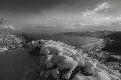 RUNSWICK BAY IN WINTER