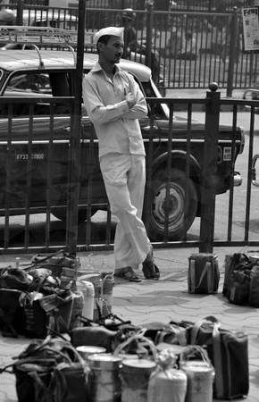 dabbawallah in Mumbai