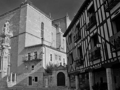 Iglesia de Peñaranda de Duero, Burgos