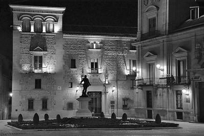 Casa de Cisneros, Plaza de la Villa, Madrid