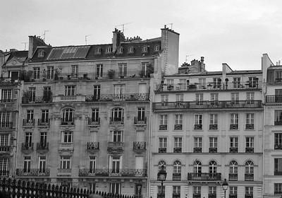 Vista desde el Panteón, Paris