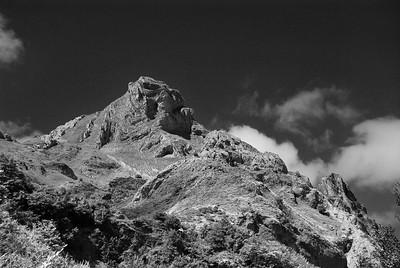 Paisaje de la montaña leonesa