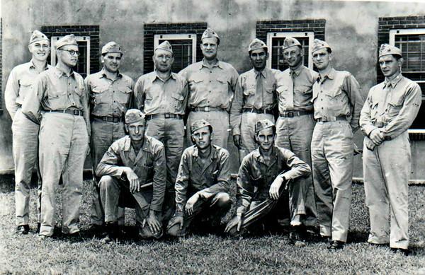 Dutch Marines at Montford Point  Camp1945