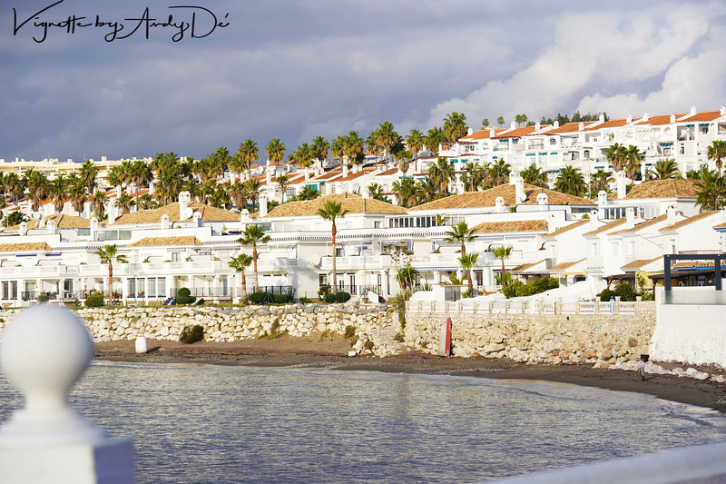 MIJAS COSTA is located between Fuengirola and the world famous beaches of MARBELLA,  will evoke memories of the Greek Islands of Mykonos, and Santorini which many of us cannot get enough of!