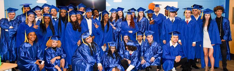 BLC Graduation,  December 2019