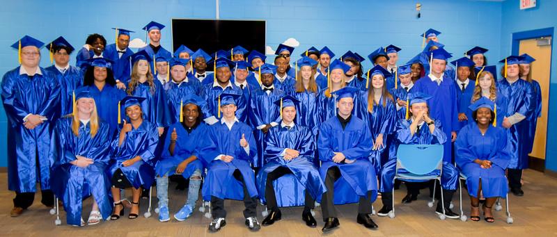 Bannerman Graduation June 2019