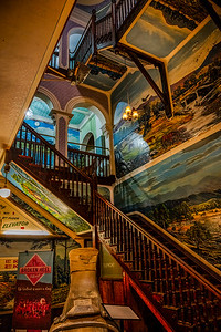 Palace Hotel Staircase