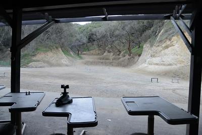 Oak Tree Gun Club Rifle Range