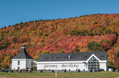 Glenora Distillery is not only Nova Scotia's only single malt distillery, but provides food, entertainment and accommodations to weary visitors