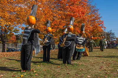 Scenes from the annual Pumpkin People Festival in the Annapolis Valley town of Kentville