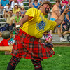 Heavyweight events at the annual Antigonish Highland Games