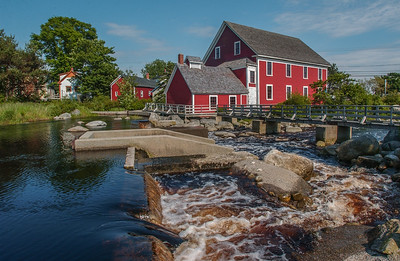 Barrington Woolen Mill