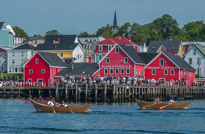Lunenburg Dory Races