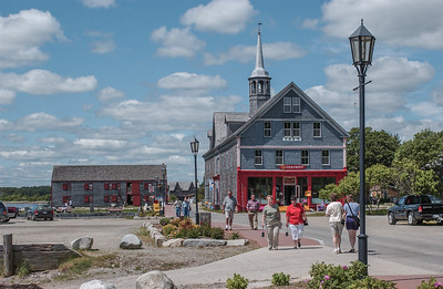 Shelburne's Historic Dock Street