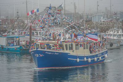 Images from the deep sea fishing derby at fishing wharf in Meteghan. The event is part of the annual Festival Acadien de Clare held along the French Shore between Yarmouth and Digby