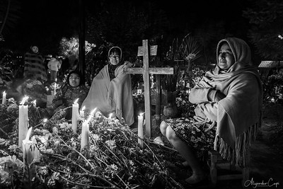 Oaxaca, Mexico. Pictures taken during Day of the Dead week, 2018.