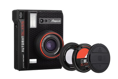 Lomography Magellan Glass