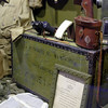 Major Richard Winters' army paraphernalia.