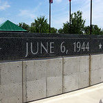 D-Day Memorial, Bedford, Virginia : This is the national memorial to the D-Day veterans of World War II. it is located in Bedford, Virginia because this city lost more men per capita on D-Day than any other U.S. town or city.