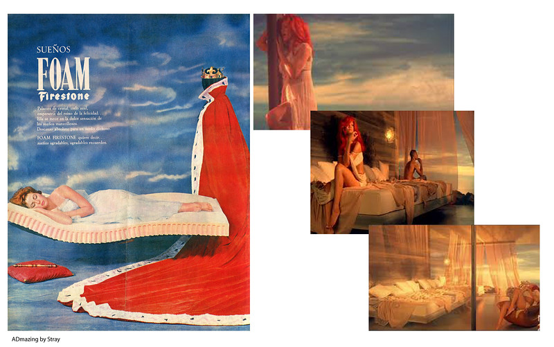 'CaliforniaKingBed' collage by Stray (2011)