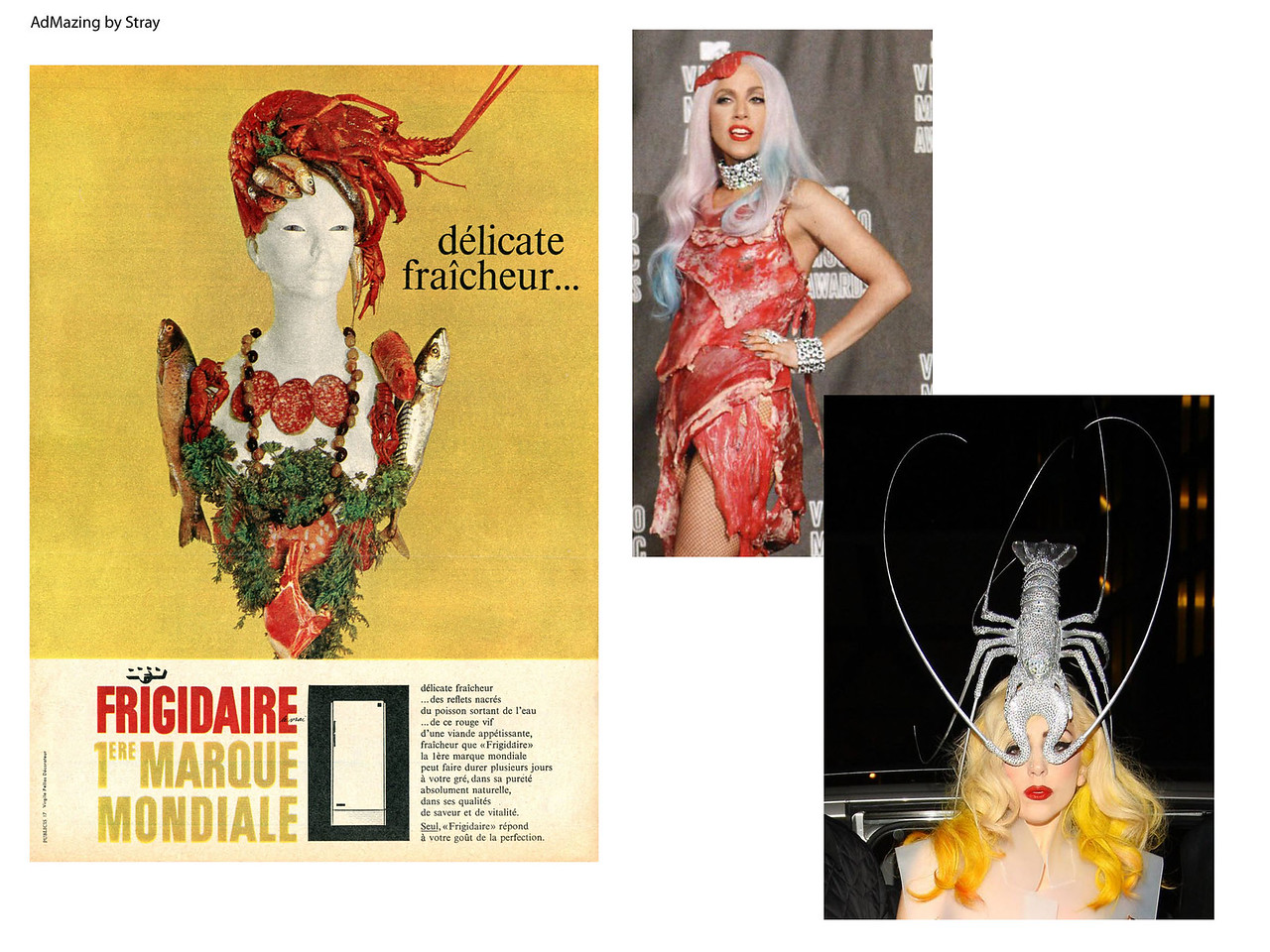 'DelicateFreshness' collage by Stray (2010)