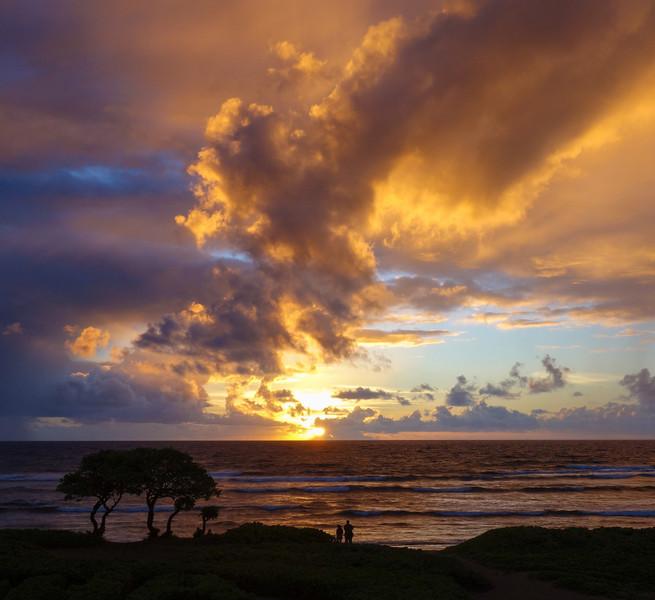 Kauai'i sunrise