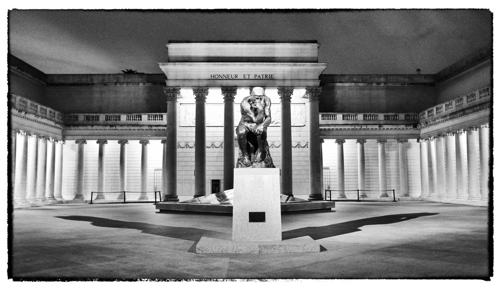 Legion of Honor Museum in San Francisco