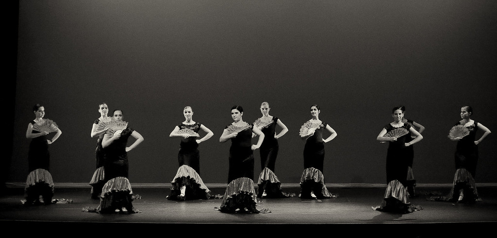 Annual concert of the Fantasy Dance Studio, 2010