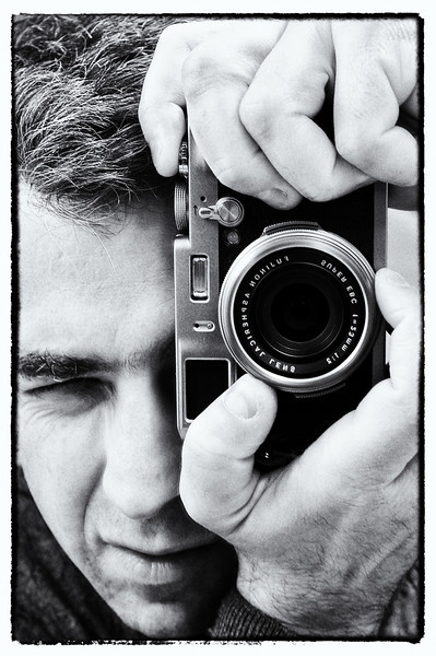 """Get closer""<br />      -Robert Capa"