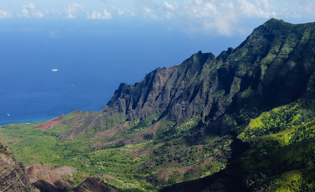 Kalalau Valley, Kauaii