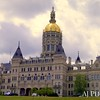 Connecticut state capitol, Hartford, CT. July 9, 2010.