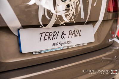 Jordan Cummins Photography - Terri & Paul Wedding 2015