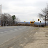 This is the north barrier for the original Route 61. You are loking south, away from Centralia.