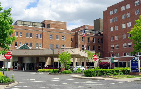 Somerset Medical Center in Somerville, NJ, formerly Somerville Hospital, where I was born.