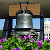 Minnesota's replica of the Liberty Bell on the Capitol Mall.