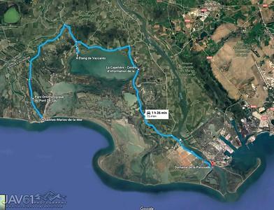 Route_Camargue