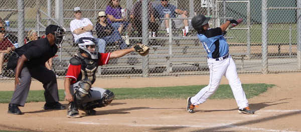18U Blue Wave Vs. Costa Mesa Mayhem OCT 2015