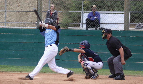 18U Vs 66ers JUne 13, 2015