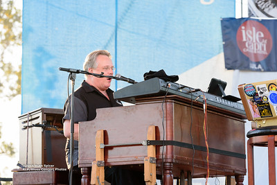 10-08-2016 - Andy T  & Alabama Mike - King Biscuit Blues Festival #19