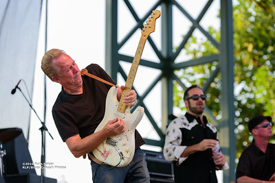 10-07-2016 - Anson Funderburg & The Rockets - King Biscuit Blues Festival #31