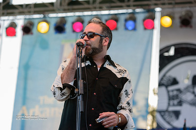 10-07-2016 - Anson Funderburg & The Rockets - King Biscuit Blues Festival #26